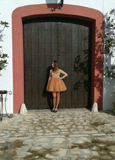Diseño Lunilunares Moda Flamenca 2016.