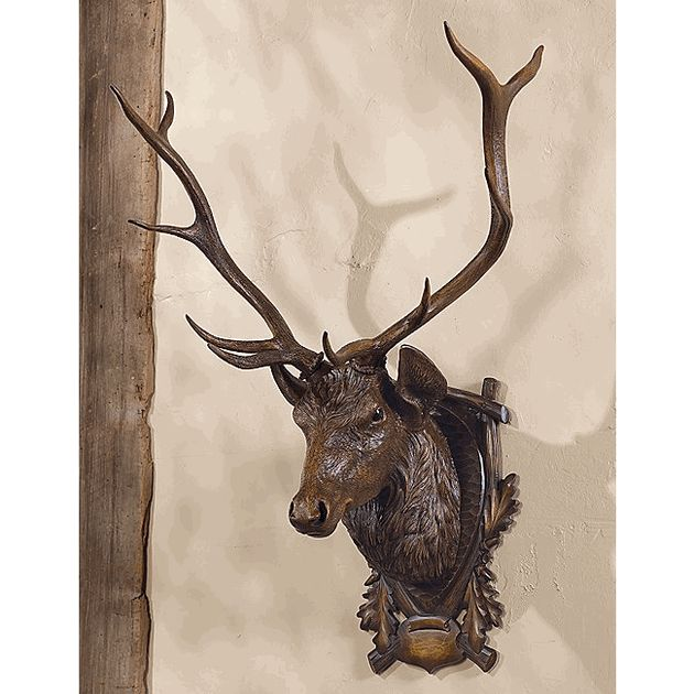 Find This Pin And More On Home Accents Antler Decor Accessories From Black Forest Decor
