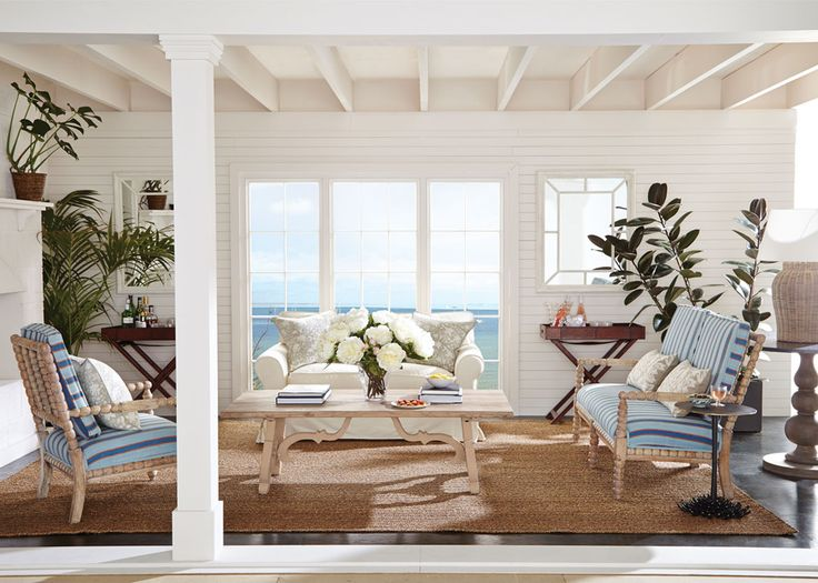 This Light And Airy Poole Harbour Beach House Is The Perfect Getaway For Family Holidays Entertaining