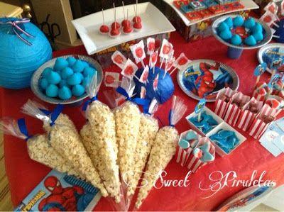 odo para tu fiesta Sweetpiruletas T