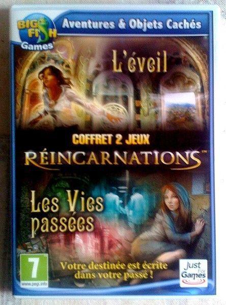 Collection BigFish - jeux pour PC - Réincarnations L éveil - Les Vies Passées