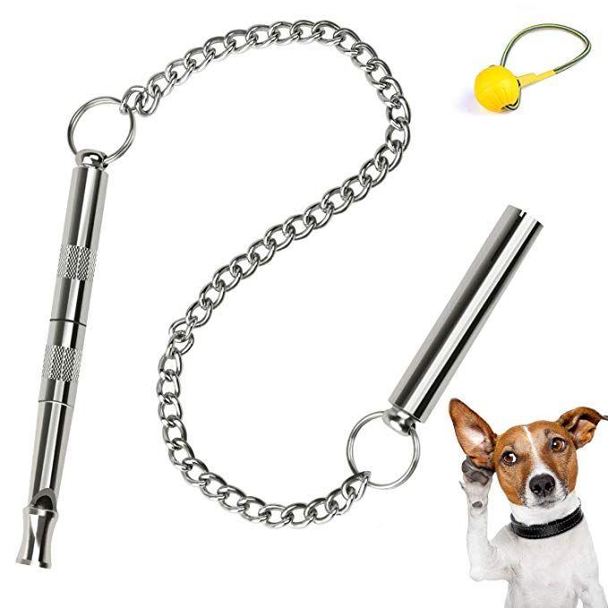Hodekt Dog Whistle Professional Ultrasonic Dog Training Whistle