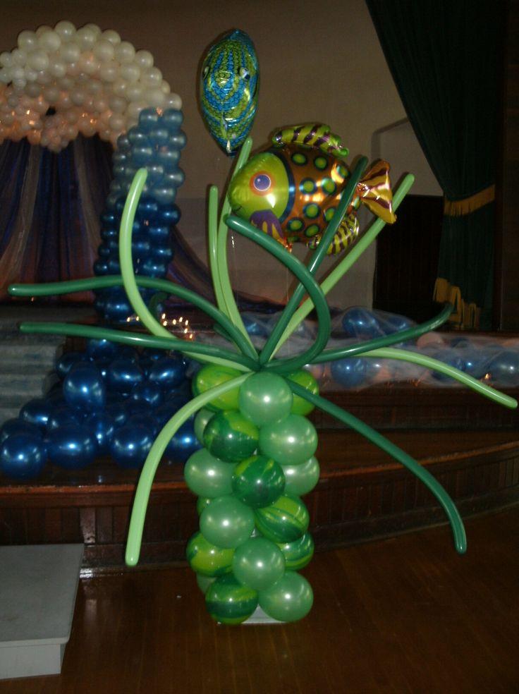 Under the sea prom decor prom invitations ideas for Sea themed decorating ideas