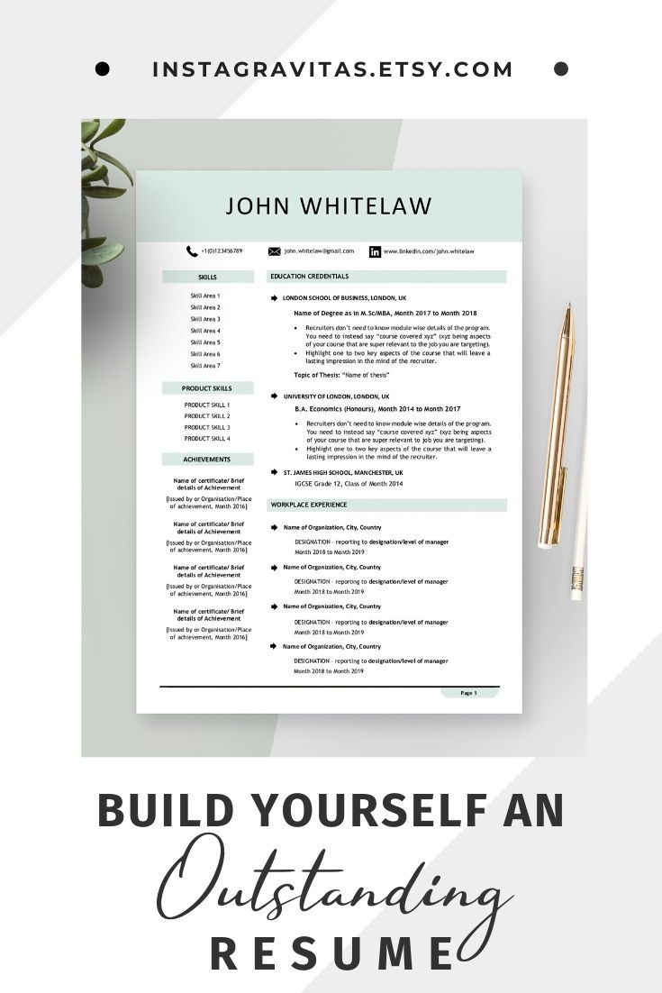 Graduate Resume Template Student Resume Template For Students