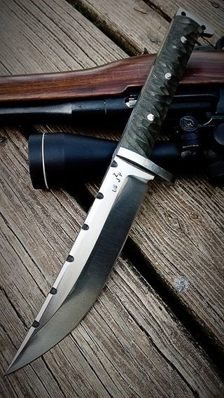 Appalachian Edge Custom Knives | Bush Mamba