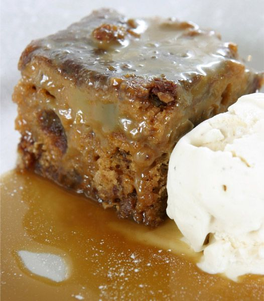 Our 'Cheats Sticky Toffee Pudding with Hot Caramel Sauce' is made using a shop bought sticky ginger cake. The homemade caramel sauce means you can trick your guests this #Halloween?