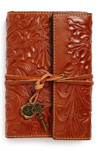 Patricia Nash 'Carmona' Leather Journal