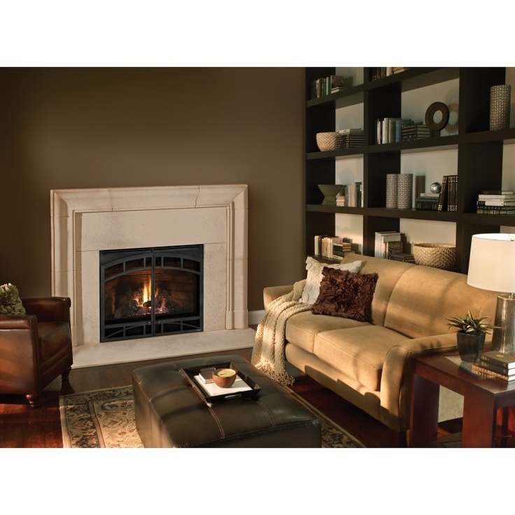 Gas Fireplace peninsula gas fireplace : 29 best Foyers au gaz | Gas Fireplaces images on Pinterest