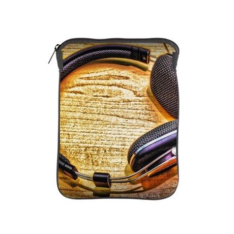 Headphones iPad Sleeve by AngelEowyn. $38.50