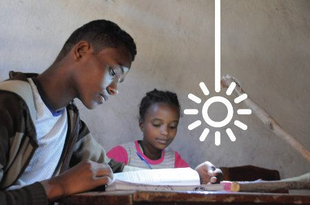 Let There Be Light: An Affordable, Solar-Powered Lantern Beams in Off-Grid Communities