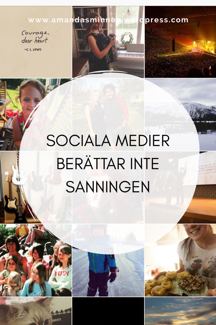 sociala medier, Amanda Lundin