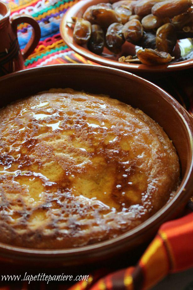 Mchawcha, Sweet Berber Omelet