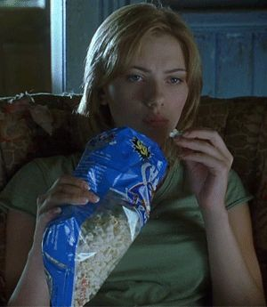 movie scarlett johansson popcorn actors hot girls #humor #hilarious #funny #lol #rofl #lmao #memes #cute