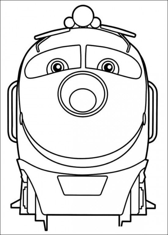 265 best COLORING VERDK THOMAS Chuggington images on Pinterest