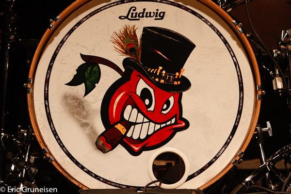 Drum of an animal, John Fred...