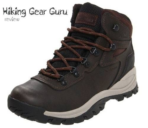 The best hiking boots for women in 2014 - Columbia model