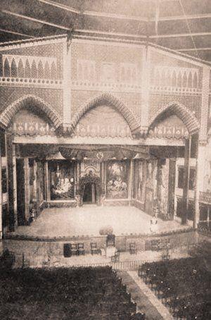 teatro circo, murcia