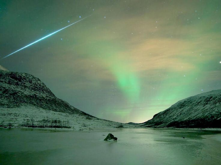 The Northern Lights seen from all over the northern hemisphere... just breataking!