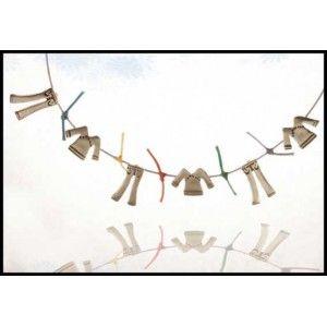 laundry necklace