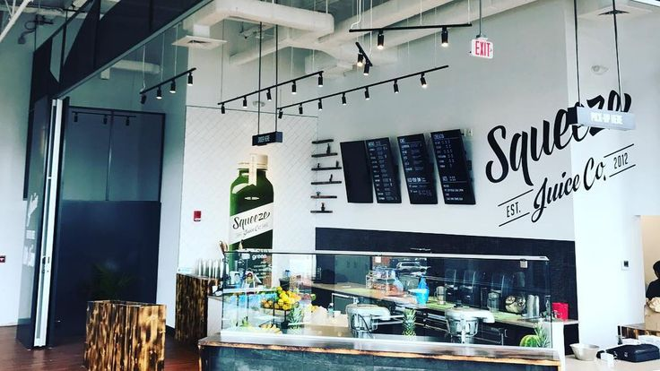 Squeeze Juice Company Arrives at Somervilles Assembly Row