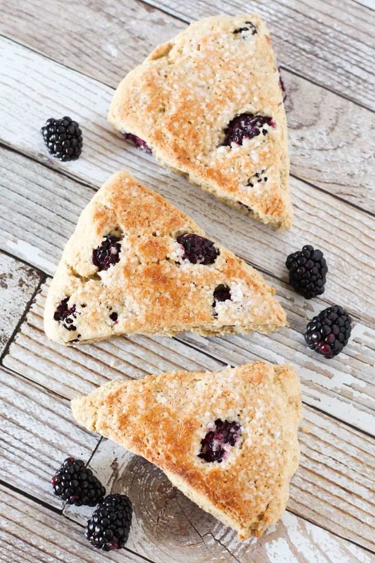 ... Blackberry Scones on Pinterest | Scones, Lavender Scones and Scone