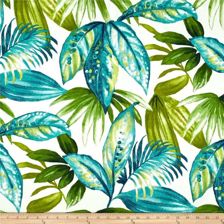 Outdoor Tropical Pillow, Green Outdoor Pillow, Aqua Accent Pillow, Teal Patio Pillow Cover, Tropical Decor, Aqua Teal Green Cushion Cover by ThePillowCoverStore on Etsy https://www.etsy.com/listing/507647084/outdoor-tropical-pillow-green-outdoor