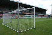 Vaste voetbaldoelen met opklapbeugel: FC Brussels
