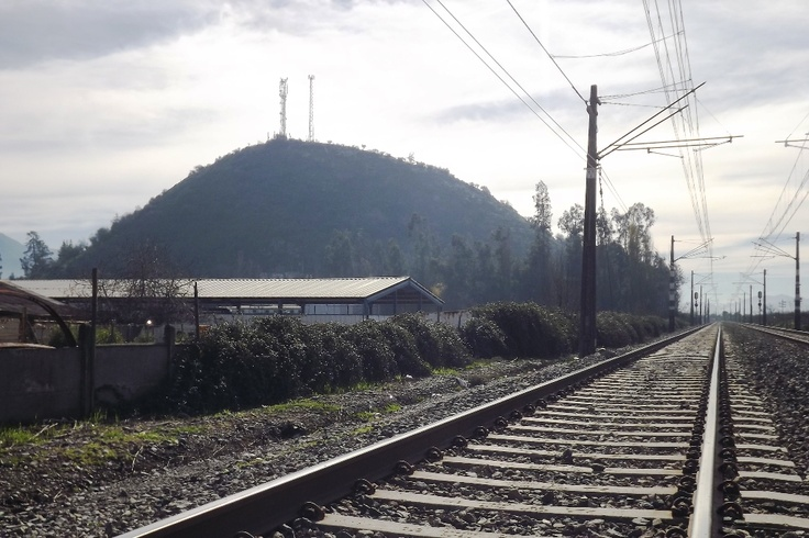 Cerro Pan de Azúcar, Comuna de Graneros, País Chile.