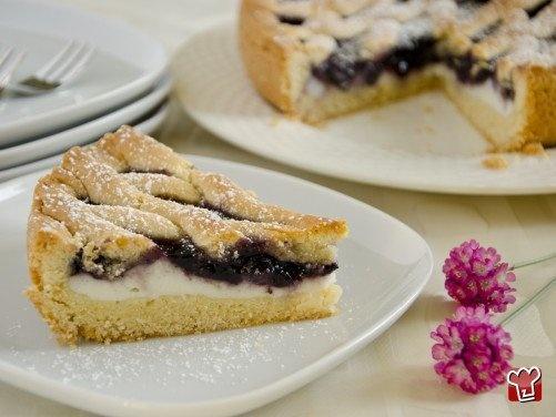 La ricetta della crostata di ricotta e marmellata - Ricotta and marmalade pie http://z4p.in/Kcz72V Ricettepercucinare.com