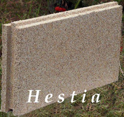 Brick block hemp insulate insulation Acoustics natural exterieur acoustique naturel en chanvre isolant hestia isolation naturelle acoustique phonique ecologique isolant bio thermique naturel chanvre
