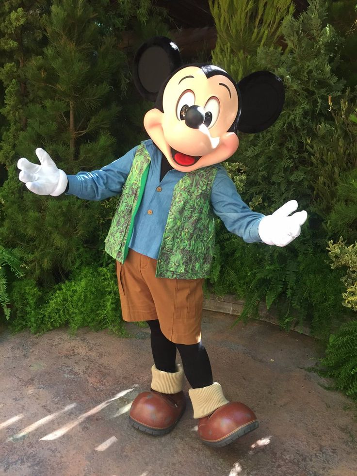 'Talking Mickey Mouse' Being Tested at California Adventure