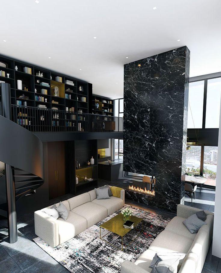 Stunning Extravagantes Penthouse Design Photos - Milbank.us ...