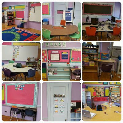 Sparkling in Self Contained : Classroom Reveal!!!