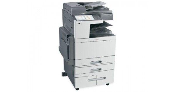 Copiator ProfesionalA3/A4 Color Laser Lexmark X955DE GRAD BTip imprimare: A3/A4Functii: Imprimare/Copiere/ Scanare/ FaxViteza de printare monocrom A4:55ppmViteza de printare color A4: 50ppmRezolutie: 1200 x 1200 dpiAlimentare hartie standard: 2000 coli