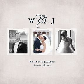 Photo Books Our Promise Wedding Album 11x14 Crushed Silk Cover With Layflat