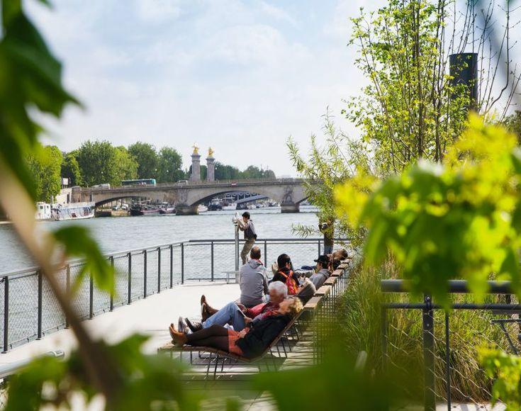 Οι πιο μυστικοί κήποι του Παρισιού. | ArtTravel