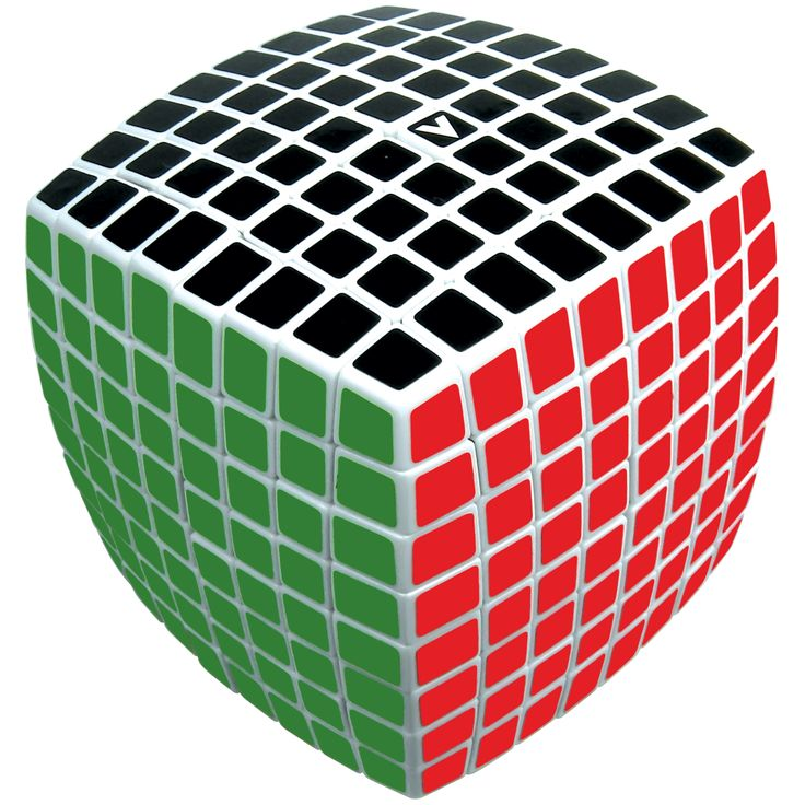 The V-CUBE™ 8 Pillow, is a uniquely designed and constructed skill game. It is a multi-colored, 8-layered cube, rotating smoothly on based axes.  The player is required to discover a strategy to achieve uniform colored sides on her/ his V-CUBE™ 8. It holds the record of being the largest, smoothest and most complex rotational puzzle game in the world!