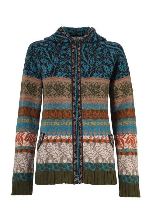 Jacket with Hood - Jacke   Ivko Woman
