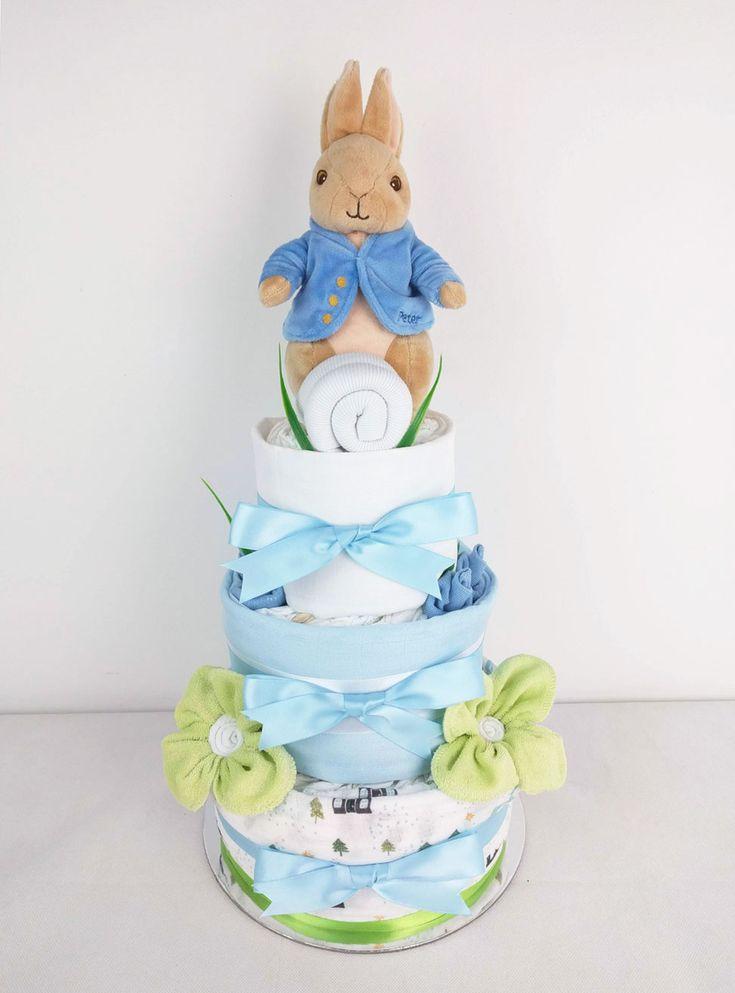 Baby Nappy Cake Brisbane