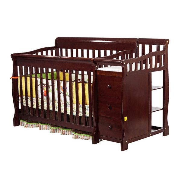 17 best images about baby cribs on pinterest shopping for Best baby cribs for small spaces