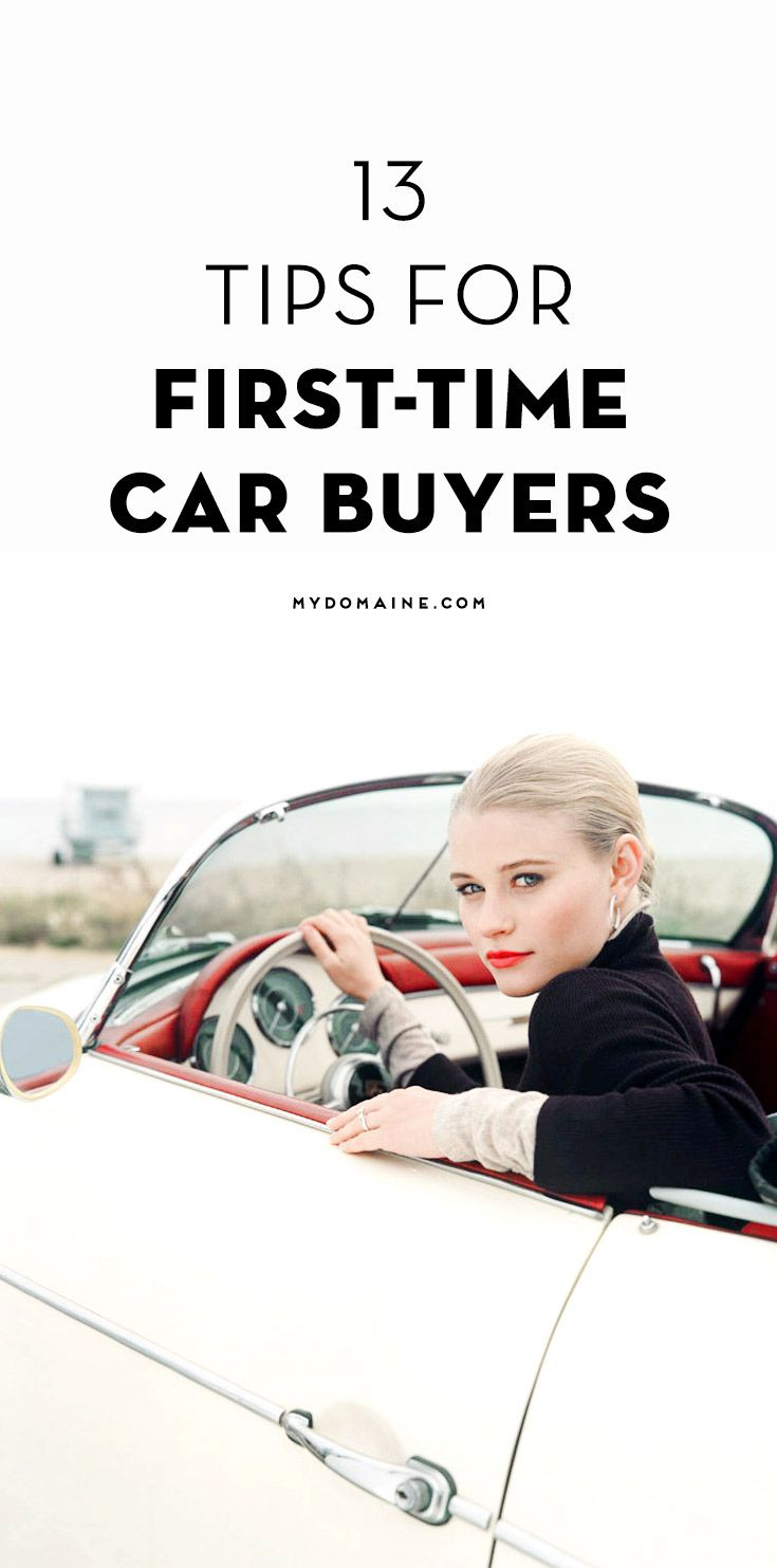 Tips every first-buy car buyer should know