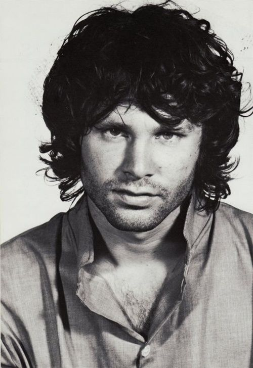 Jim Morrison- True genus gone to soon. Such a talented young man. One of my favorite musicians/poets of all time. <3