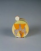 Clarice Cliff | Teapot with cover | The Met
