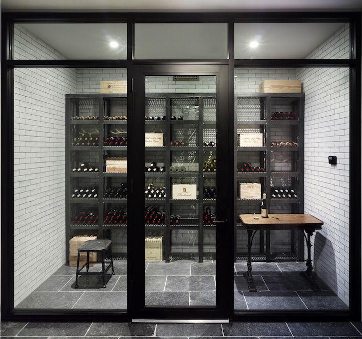 Further Lane U2013 Dan Scotti Design | Wine Cellar