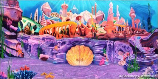 Coral Kingdom. #purple #underthesea #backdrops