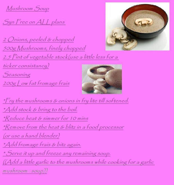 Mushroom Soup :)