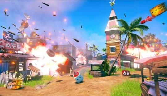 Unbox: Newbies Adventure - PS4 Review - PlayStation Country: Unbox: Newbies Adventure is a cute and somewhat original concept wrapped in…