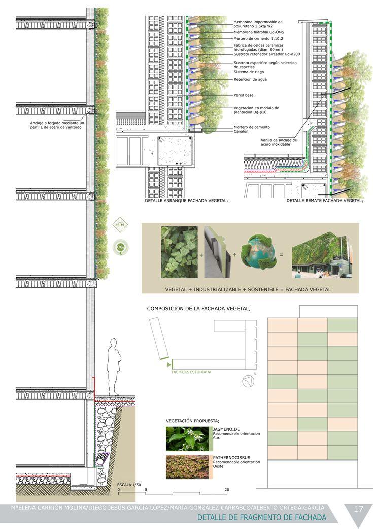 Les 12 meilleures images du tableau green facade sur for Architecture ecologique