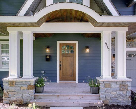 25+ Best Ideas About Blue House Exteriors On Pinterest