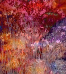I have seen some of Ellen Scobie's works but would really like to visit her studio.